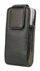 Premium High Grade Leather Pouch With Swivel Belt Clip For Blackberry 7100/ 7105/ Nokia 7610/ N71/ N90/ N91
