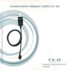 Ca-45 Usb Data Cable W/ Driver For  Nokia 6030/ 6061/ 1110/ 1600/ 2610/ 6060