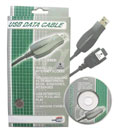 Usb Data Cable With Charger Function For Samsung V200 / V205 / P207/ X475/ C207