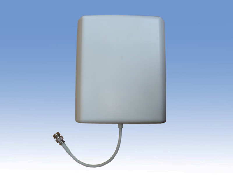 698-2700MHz 8dBi Wide Band Wall Mount Panel Antenna for 3G 4G LTE AWS iDen PCS