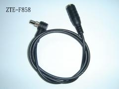 Zte F858 External Antenna Adapter Cable With Fme Male Connector